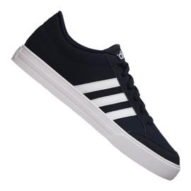 Marinblå Adidas Vs Set M BB9673 skor