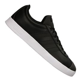 Svart Adidas Vl Court 2.0 M DA9885 skor