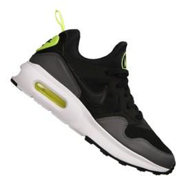 Svart Nike Air Max Prime M 876068-005 skor
