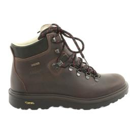 Grisport brunt trekking skor