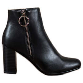 Filippo Casual Booties svart