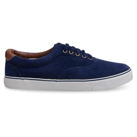 Klassiska sneakers konvertera 1002 marinblå