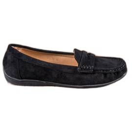 Sixth Sense Suede loafers svart