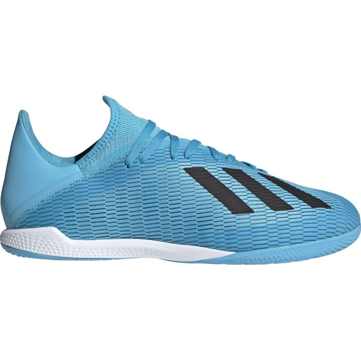 Adidas X 19.3 I M F35371 inomhusskor blå blå