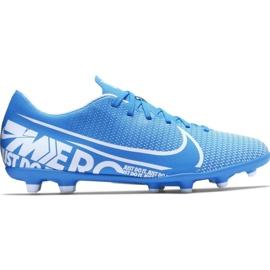 Nike Mercurial Vapor 13 Club FG / MG M AT7968-414 fotbollsskor