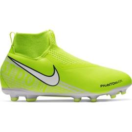 Nike Phantom Vsn Academy Df FG / MG Jr AO3287-717 fotbollsskor