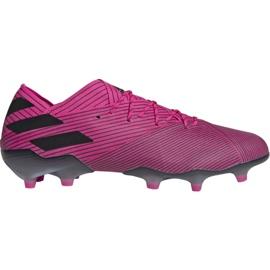 adidas fotbollsskor rosa