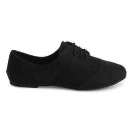 Openwork Jazz Shoes Low 219 Black svart