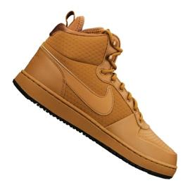 Nike Ebernon Mid Winter M AQ8754-700 skor brun