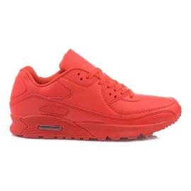 Röd Sportsneakers 702 Red