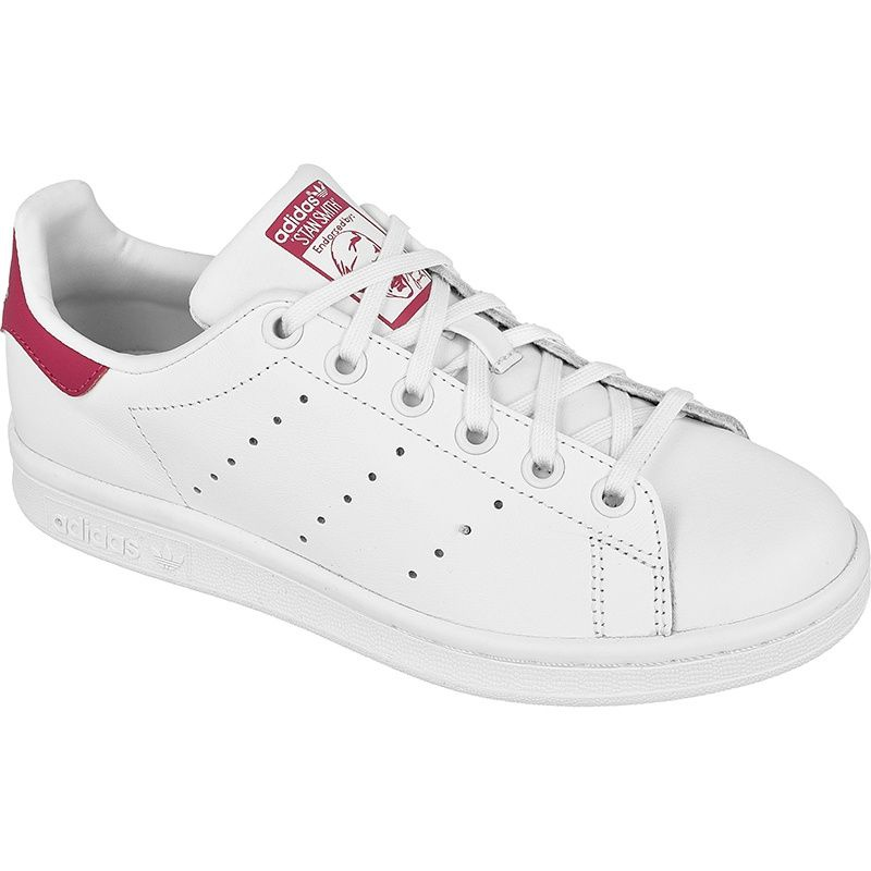 Adidas Originals Stan Smith Jr B32703 skor vit