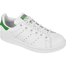Adidas Originals Stan Smith Jr M20605 skor vit