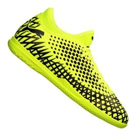 Puma Future 4.4 It Jr 105700-03 fotbollsskor gul gul