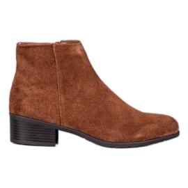 Filippo Klassiska läderskor brun