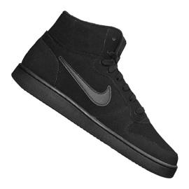 Nike Ebernon Mid Se M AQ8125-003 skor svart