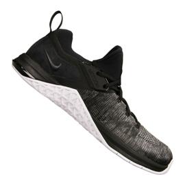 Svart Nike Metcon Flyknit 3 M AQ8022-001 skor