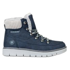 Goodin Trappers på plattformen blå