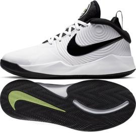 Nike team Hustle D 9 (GS) Jr AQ4224-100 skor vit vit