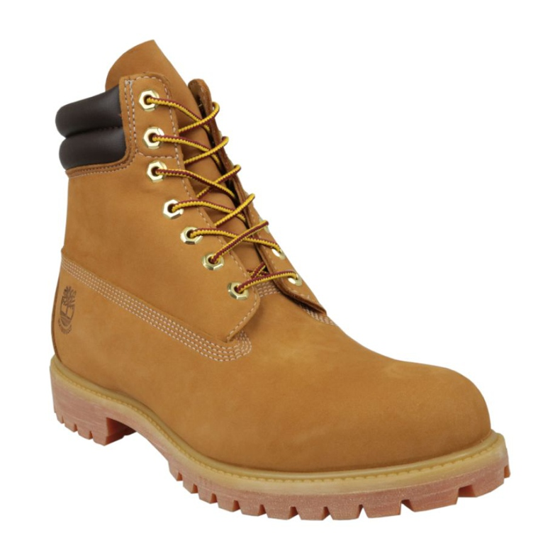 Timberland 6 Inch Boot M 73540 vinterskor gul