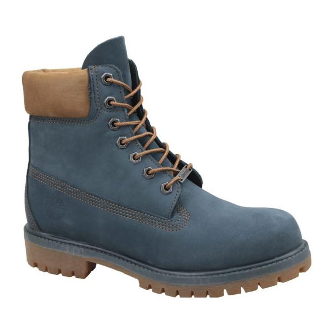 Timberland 6 Inch Premium Boot M A1LU4 skor marinblå