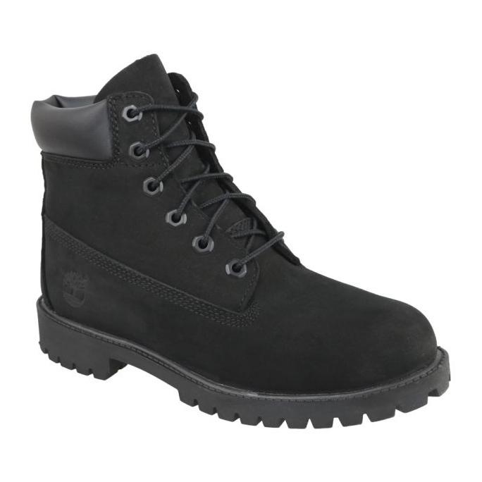 Timberland 6 i Premium Boot W 12907 vinterskor svart