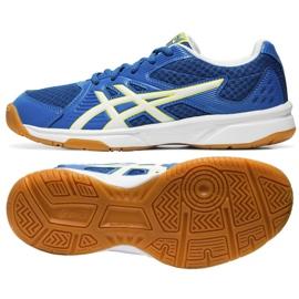 Asics Upcourt 3 W 1072A012-405 skor blå blå