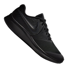 Nike Star Runner 2 Gs Jr AQ3542-003 skor svart
