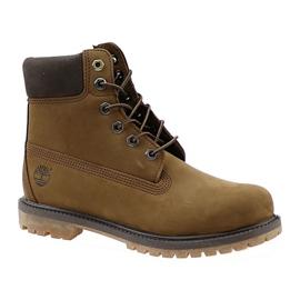 Timberland 6 Premium Boot Jr A19RI skor brun