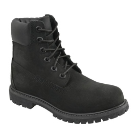 Timberland 6 Premium In Boot Jr 8658A skor svart