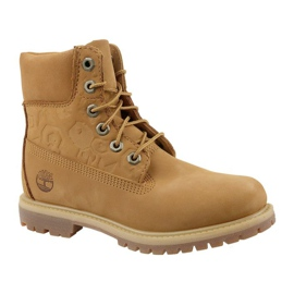 Timberland 6 i Premium Boot W A1K3N skor brun