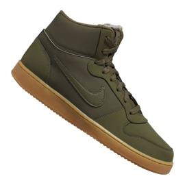 Nike Ebernon Mid Se M AQ8125-301 skor grön