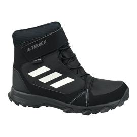 Adidas Terrex Snow Cf Cp Cw Jr S80885 skor svart