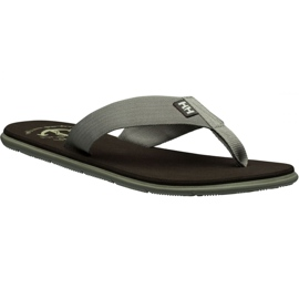 Slides Helly Hansen Seasand Hp M 11323-720 grå