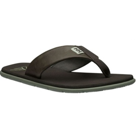 Helly Hansen Seasand Leather Sandal M 11495-713 tofflor brun