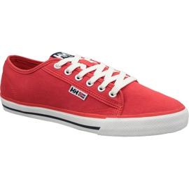 Helly Hansen Fjord Canvas Shoe V2 M 11465-216 skor röd