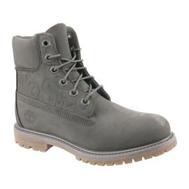 Timberland 6 i Premium Boot W A1K3P skor grå
