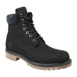 Timberland 6 i Premium Boot M A1UEJ-skor svart