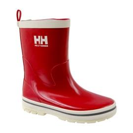 Helly Hansen Midsund Jr 10862-162 skor röd