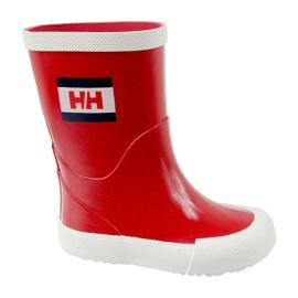 Helly Hansen Nordvik Jr 11200-110 skor röd