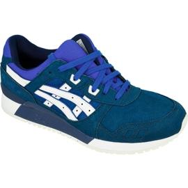 Asics Gel-Lyte Iii M H7K4Y-4501 skor marinblå
