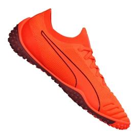 Puma 365 Concrete 1 St M 105752-02 fotbollsskor apelsin apelsin