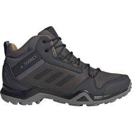 Adidas Terrex AX3 Mid Gtx M BC0468 skor grå