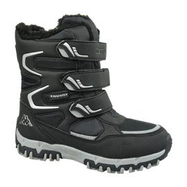 Kappa Great Tex Boot Jr 260558T-1115 skor svart