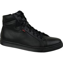 Lee Cooper M Shoes LCJP-19-532-041 svart