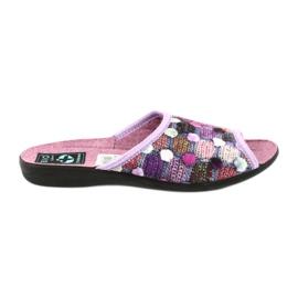 Adanex flip flops tofflor lila