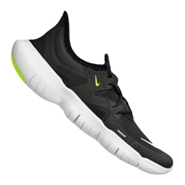 Nike Free Rn 5.0 M AQ1289-003 löparskor svart