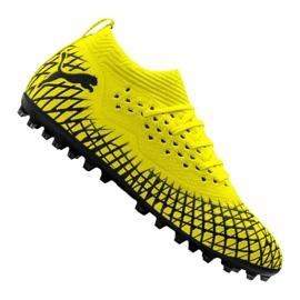 Puma Future 4.2 Netfit Mg M 105681-02 fotbollsskor gul