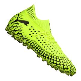 Puma Future 4.1 Netfit Mg M 105678-03 fotbollsskor gul gul
