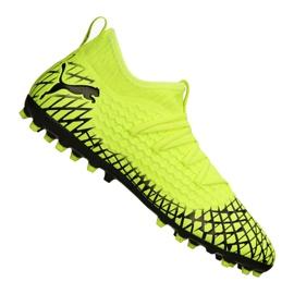 Puma Future 4.3 Netfit Mg M 105684-03 fotbollsskor gul gul