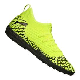 Puma Future 4.3 Netfit Tt M 105685-03 fotbollsskor gul gul